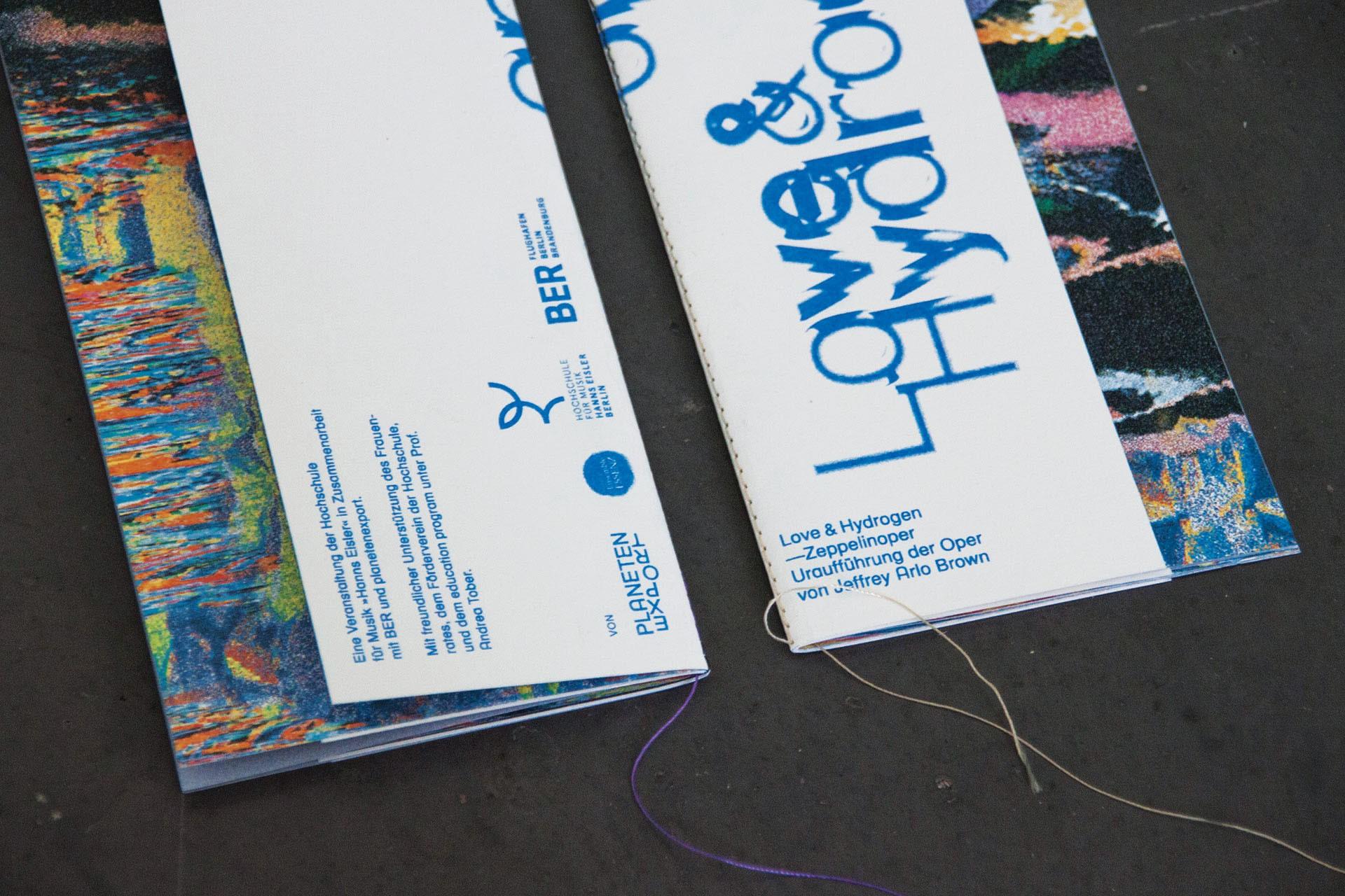 Laura Knoops — Design & Art direction Love & Hydrogen
