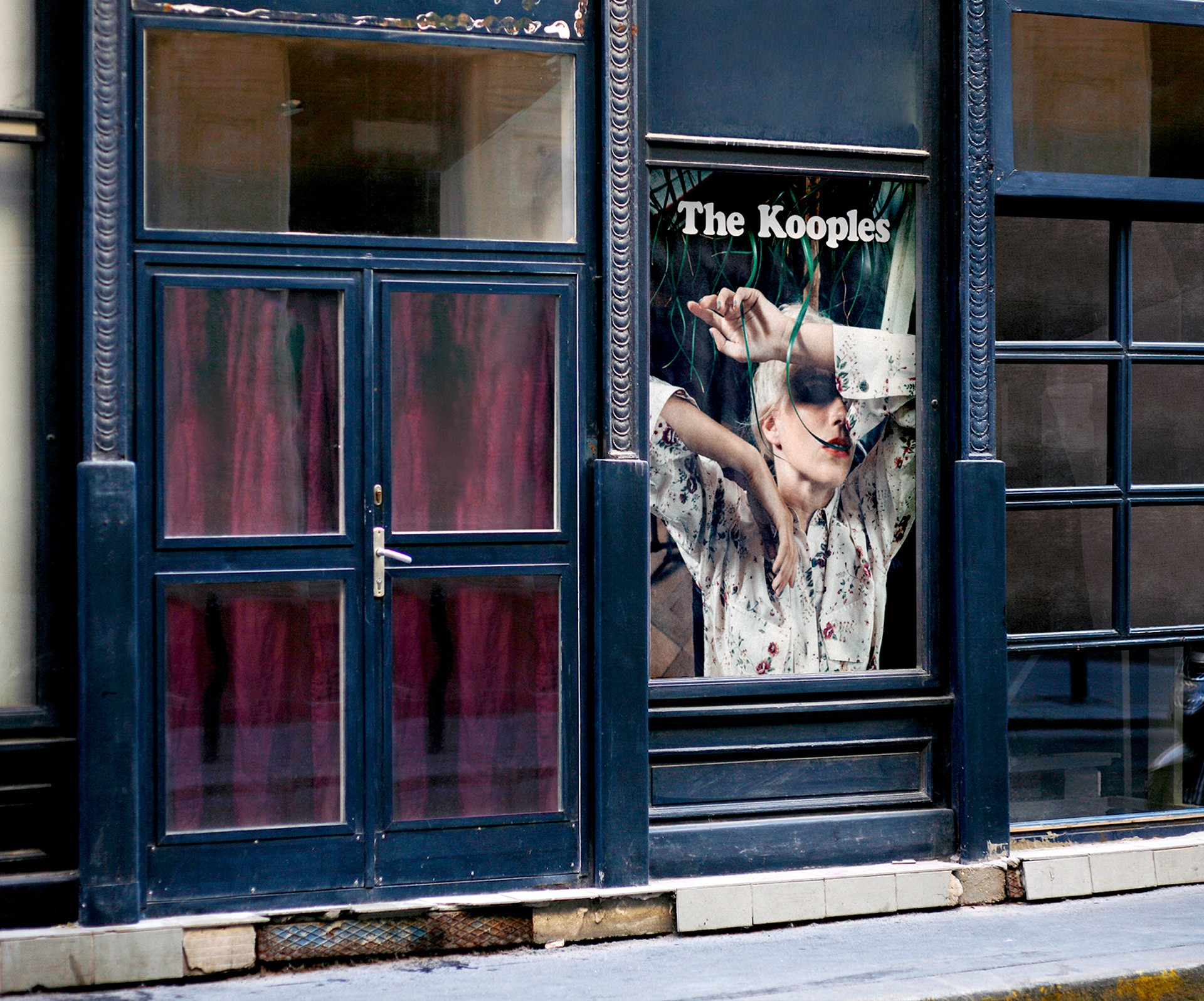 Studio Laura Knoops — Design & Art direction The Kooples