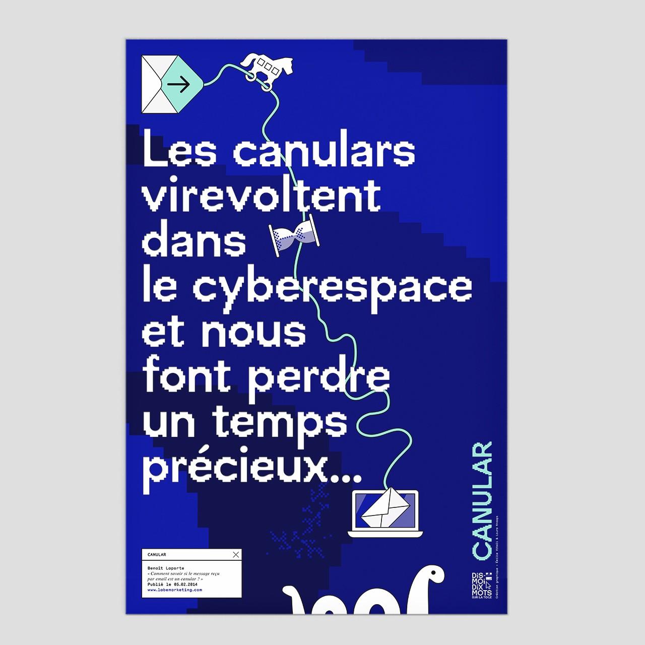 Studio Laura Knoops — Design & Art direction Dis-moi dix mots
