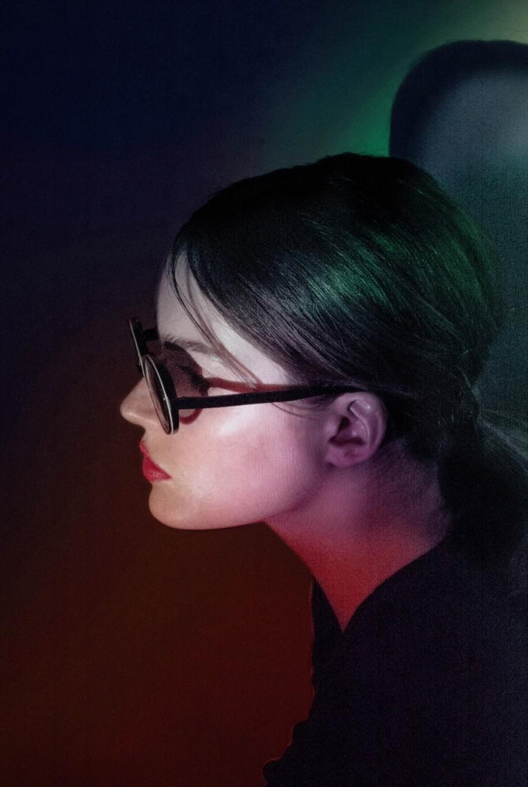 Laura Knoops — Design & Art direction VIU Eyewear — Nightcall