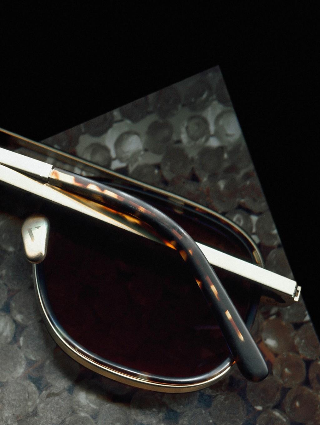Laura Knoops — Design & Art direction VIU Eyewear — Winter is calling